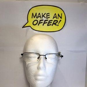 Burberry Rectangle B1012  Black Eyeglasses Frame